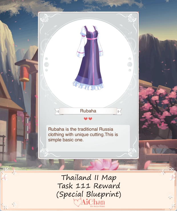 10 - Thailand II Task 111