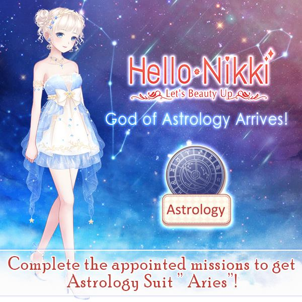 15. God of Astrology event