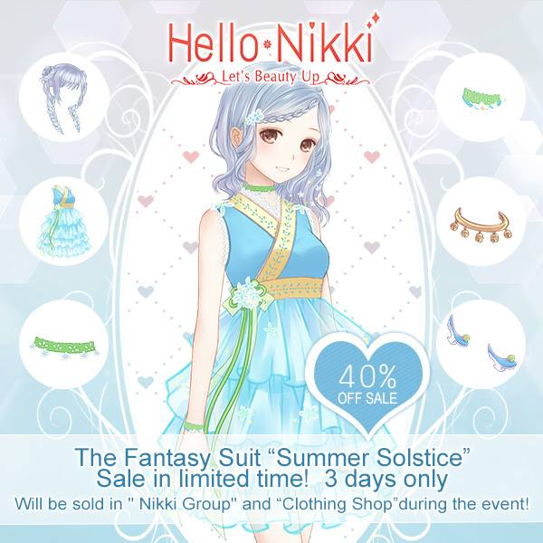 2. Nikki Group sale
