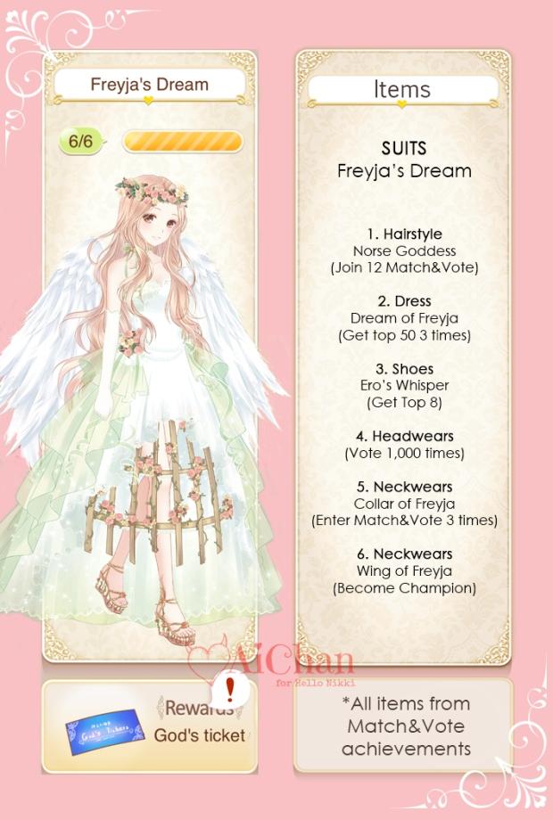 Freyja's Dream