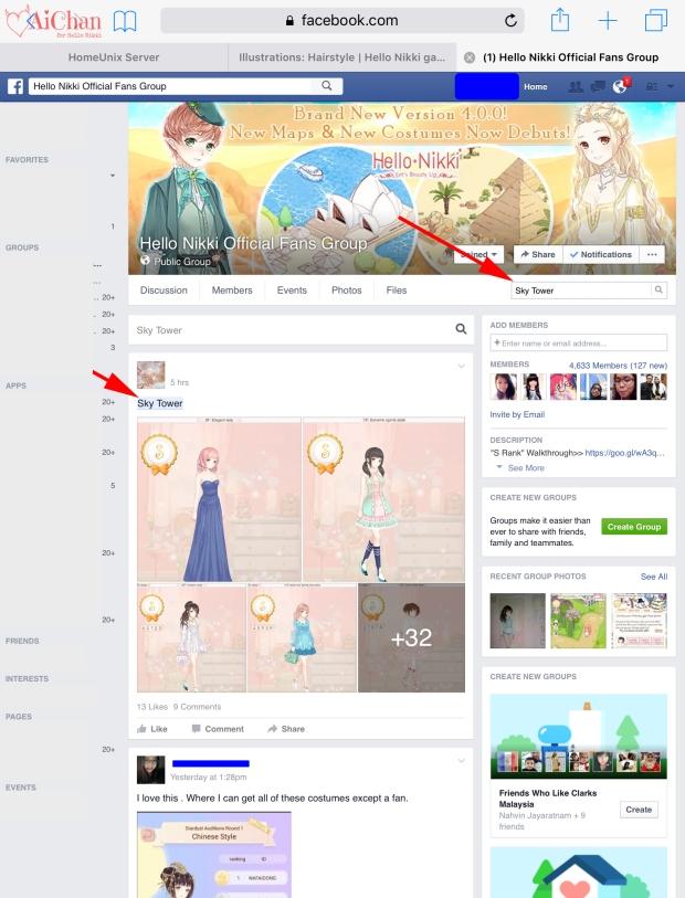Safari FB Search 2