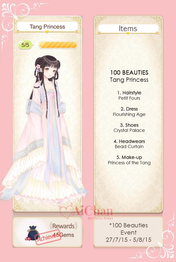 Tang Princess