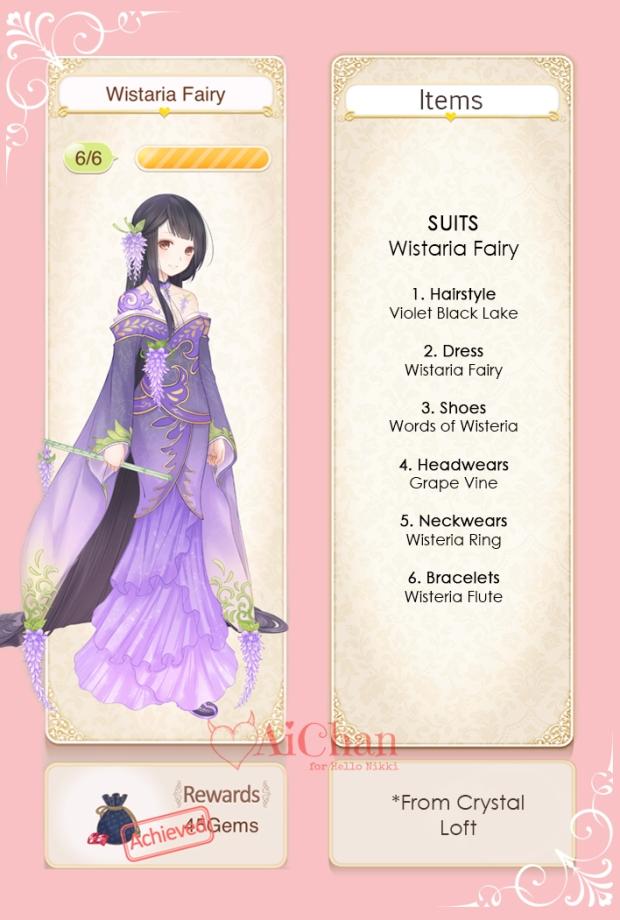 Wistaria Fairy