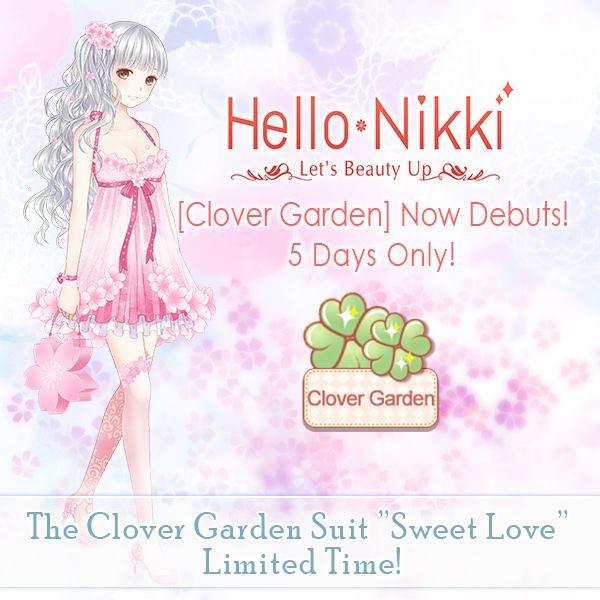 31. Clover Garden